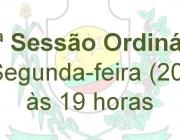 Ordem do Dia da 12ª Sessão Ordinária - 20/05/19