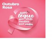 Outubro Rosa !!! unidos contra o Câncer de Mama